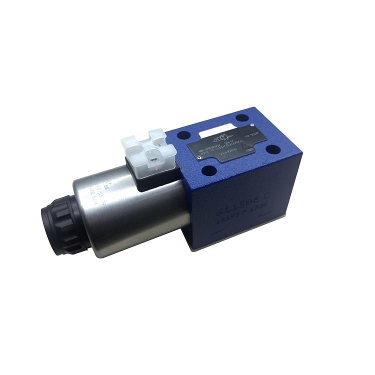 Rexroth 3WE6B6X/EG24N9K4 Solenoid directional valve